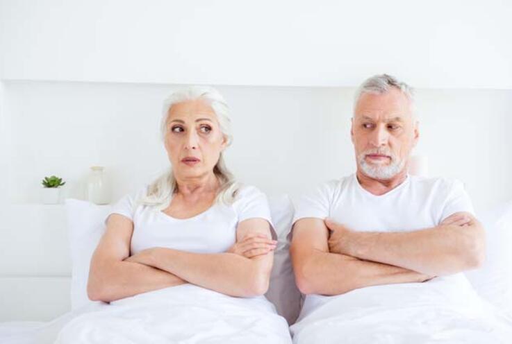 50 Yaş Üzeri Erkeklerin Seks Endişeleri!