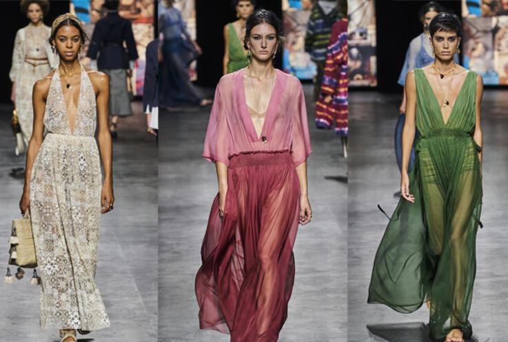 Dior 2021 İlkbahar-Yaz Koleksiyonu