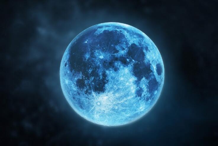 Mavi Dolunay Geliyor! İşte Mavi Ayın Burçlara Etkileri
