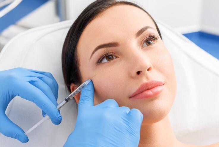 Dolgu Enjeksiyonuyla Yüz Estetiği Operasyonları