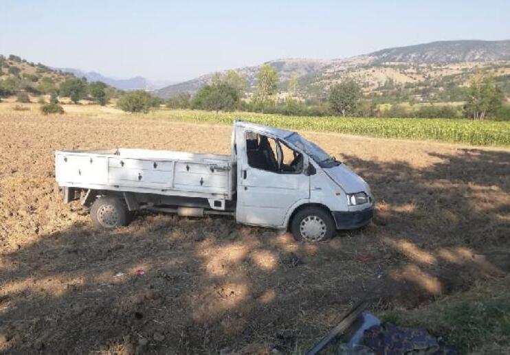 Kaplıca dönüşü feci kaza: 15 yaralı