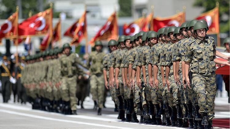 Dünyanın en güçlü ordularından birisi Türk ordusu