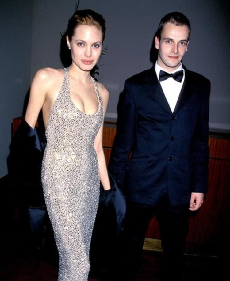 Angelina Jolie'nin eski kocaları birbirine benzedi - Magazin ...