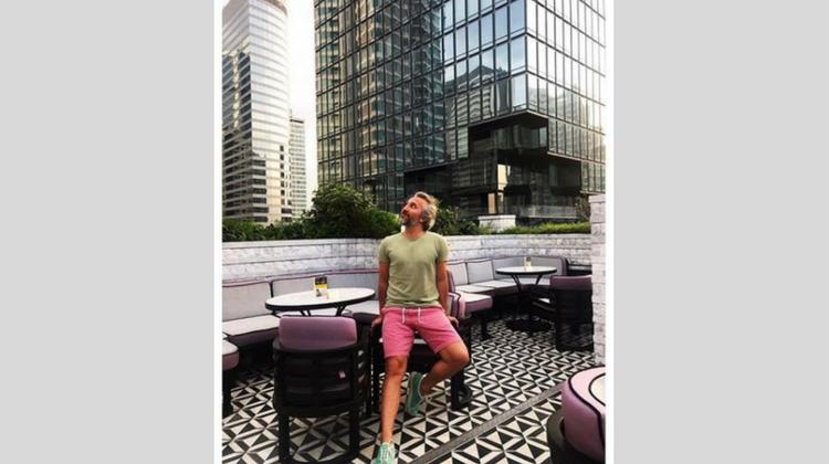 Bangkok'un rooftop barları çok meşhur, ama bir noktadan sonra sıkıcı