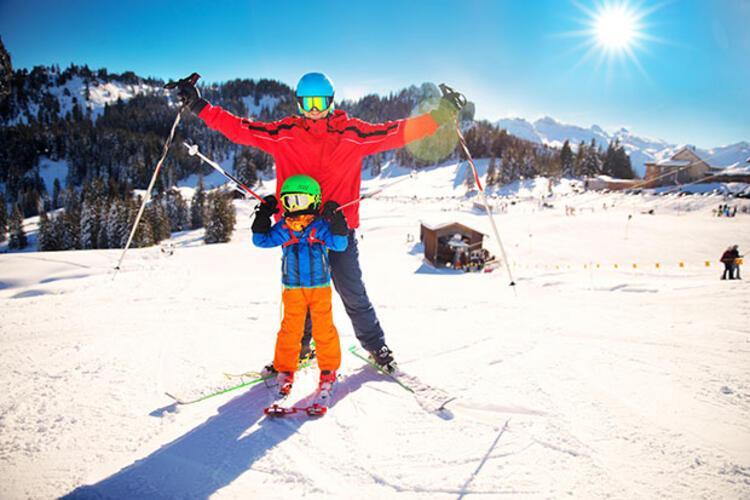 Akut ile Sömestr Kış ve Kayak Kampı