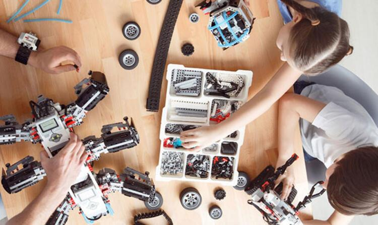 Jr. Robotics Maker Kampı