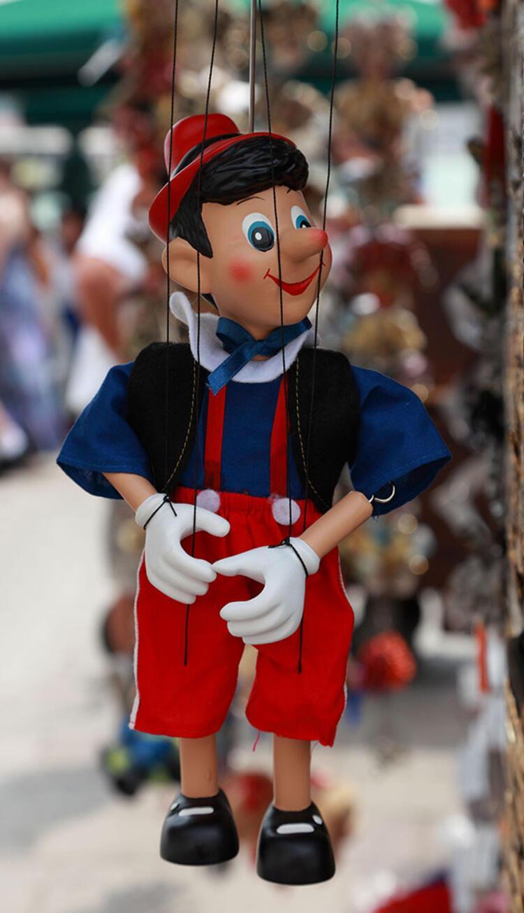 Konuşan Pinokyo