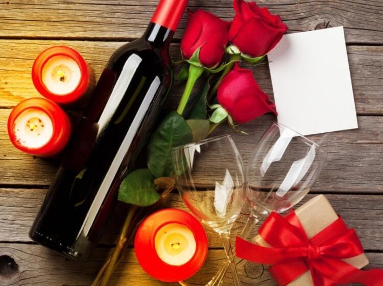 Romantik bir akşamın olmazsa olmazı: Şarap
