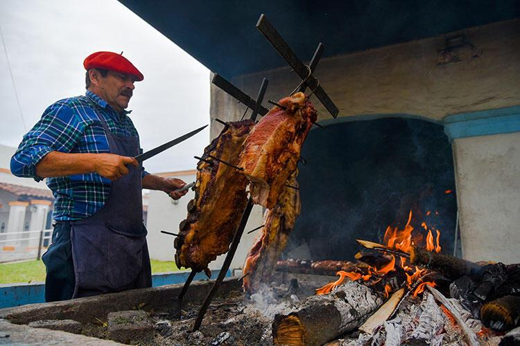 Arjantin: Asado