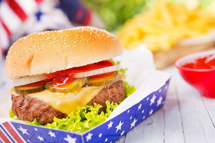 ABD: Hamburger