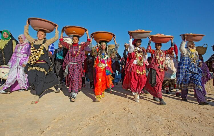 Bir tuhaf kabile: Berberiler