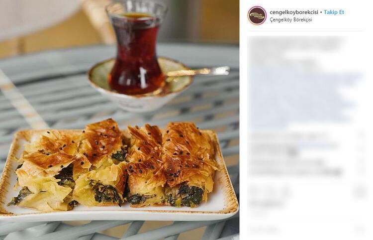 Çengelköy Börekçisi - İstanbul