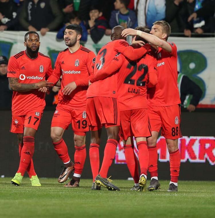3 - Beşiktaş 50 puan