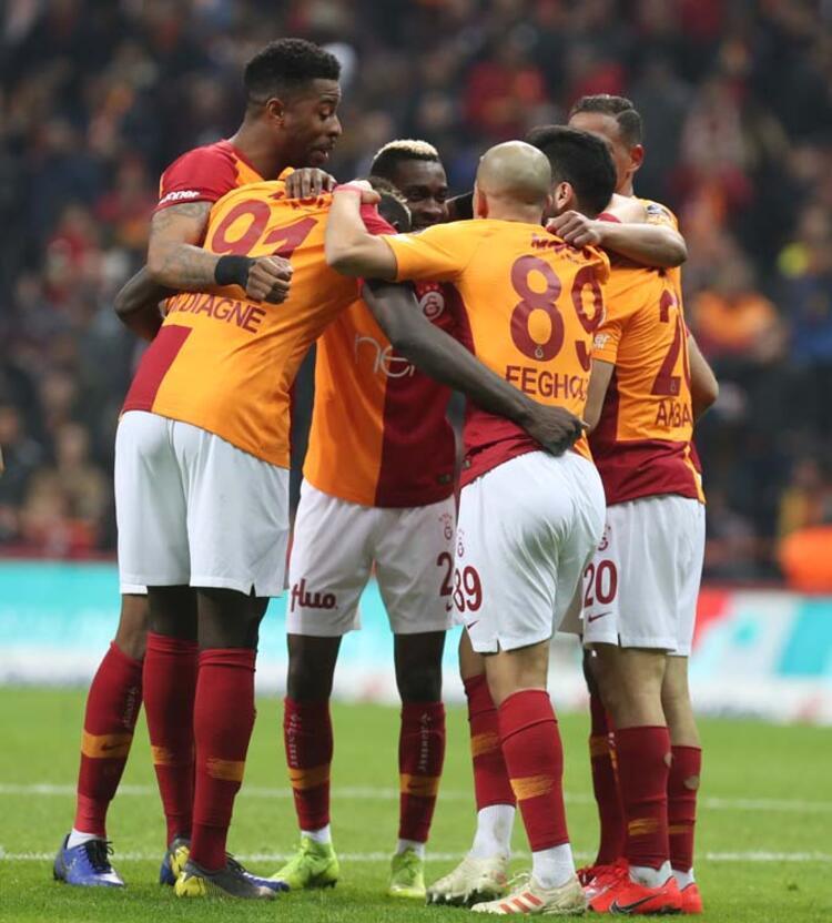 2 - Galatasaray 57 puan