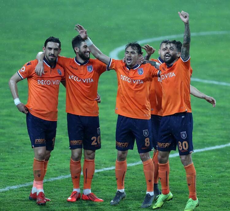 1 - Başakşehir 60 puan
