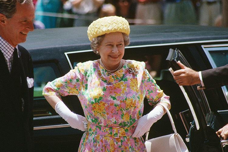 Kraliçe sık sık saklama kabından yerdi