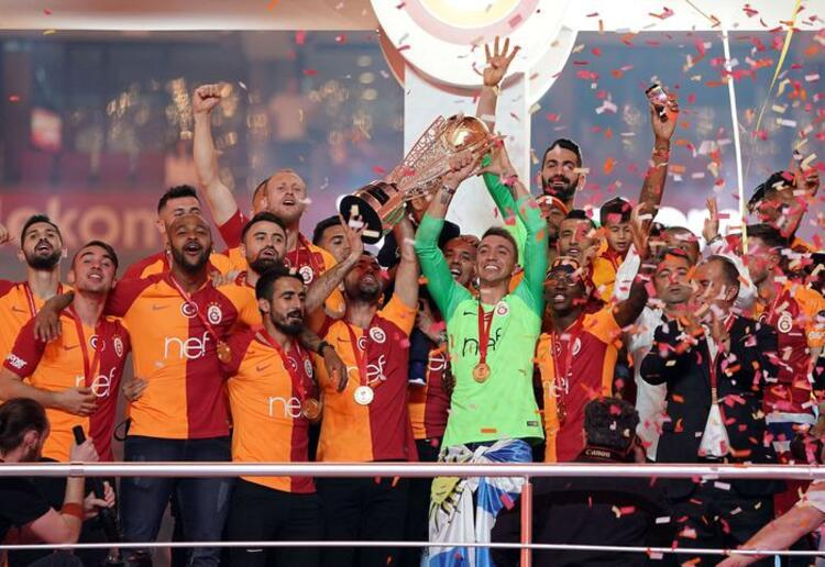 1 - Galatasaray - 68 puan / 39 averaj