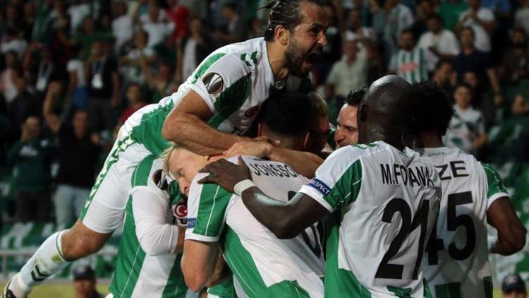 6 - Konyaspor - 45 puan / 1 averaj