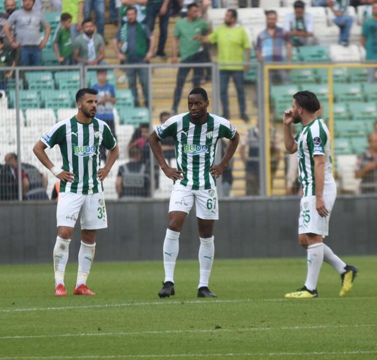 7 - Bursaspor - 45 puan / -4 averaj
