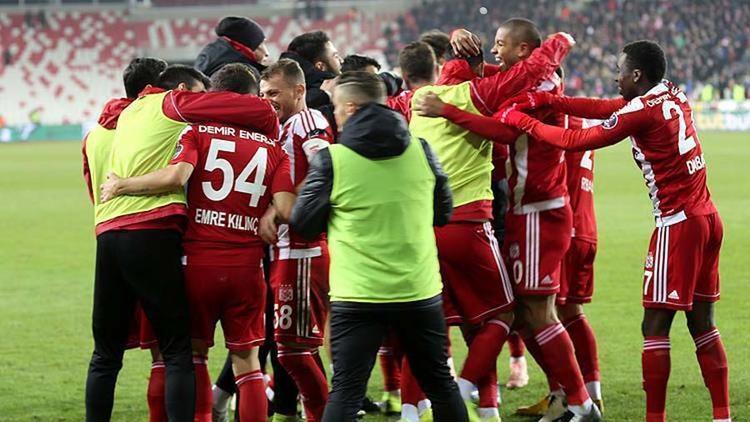 10 - Sivasspor - 43 puan / -5averaj