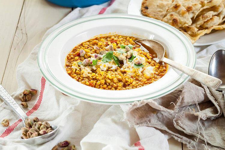 Nohutlu mercimekli çorba tarifi