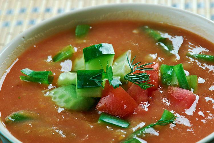 Domatesli sebzeli çorba tarifi