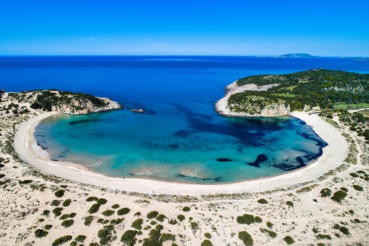 Voidokilia, Mora Yarımadası | Yunanistan
