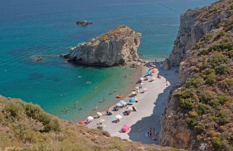 Kaladi, Çuha Adası | Yunanistan