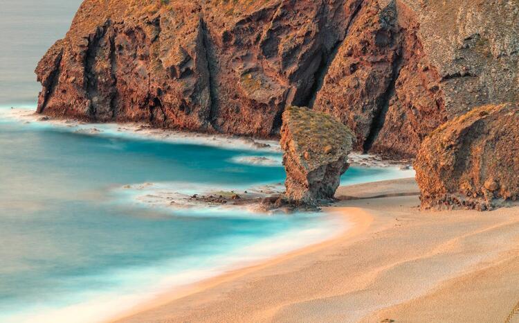 Playa de los Muertos, Almeria | İspanya