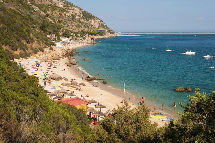 Praia dos Galapinhos, Setubal | Portekiz<