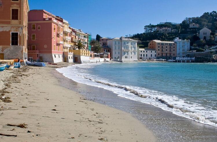 Baia del Silenzio, Sestri Levante | İtalya