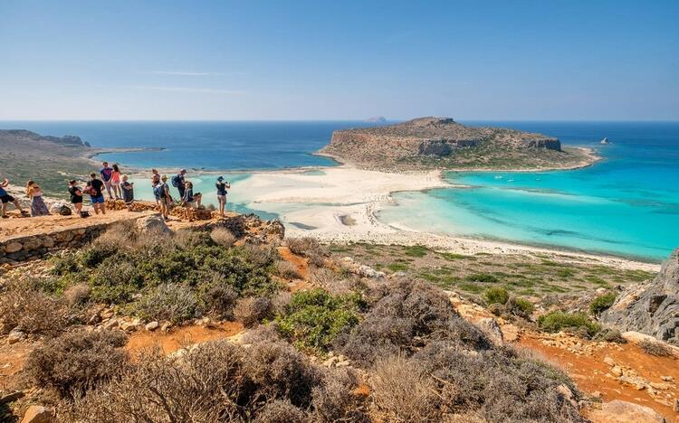 Balos, Girit | Yunanistan