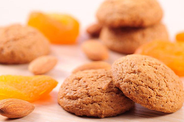 Kayısılı kurabiye tarifi
