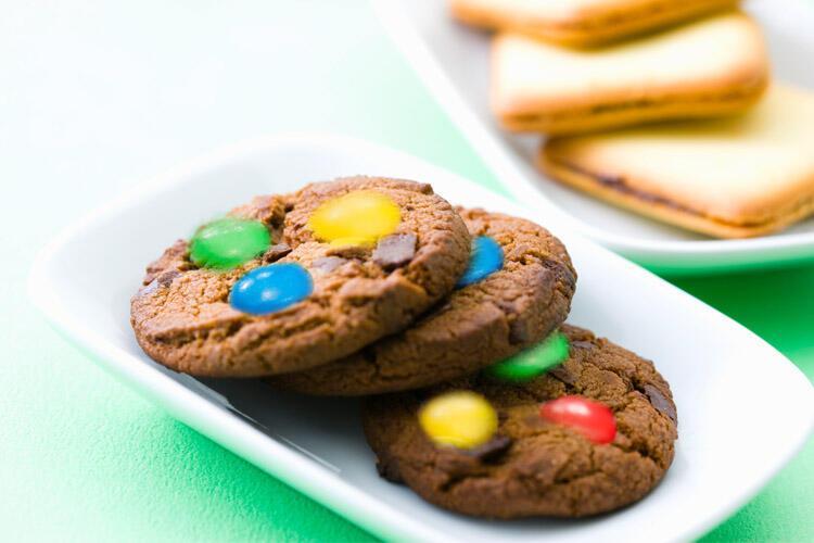 Boncuklu kurabiye tarifi