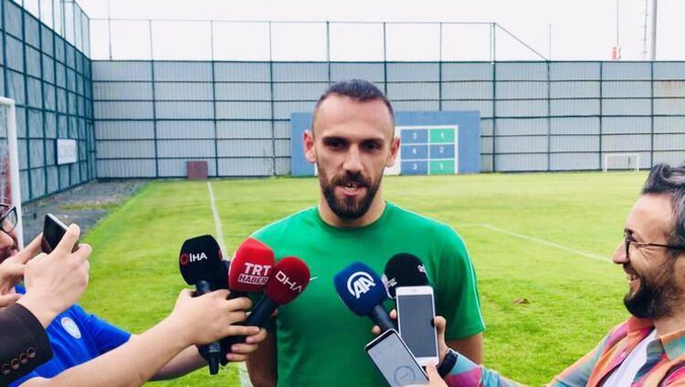 Transfer açıklamasında 'UEFA prosedürü' vurgusu