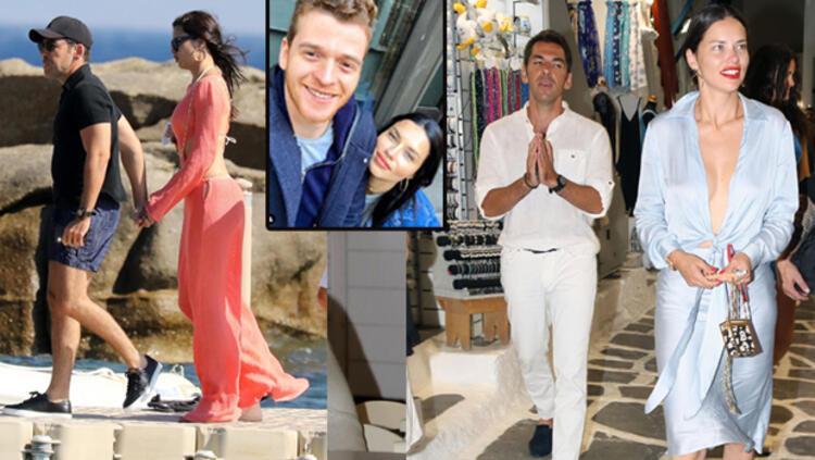 Adriana bir başkasıyla el ele görüntülendi: Metin Haradan şaşırtan hareket