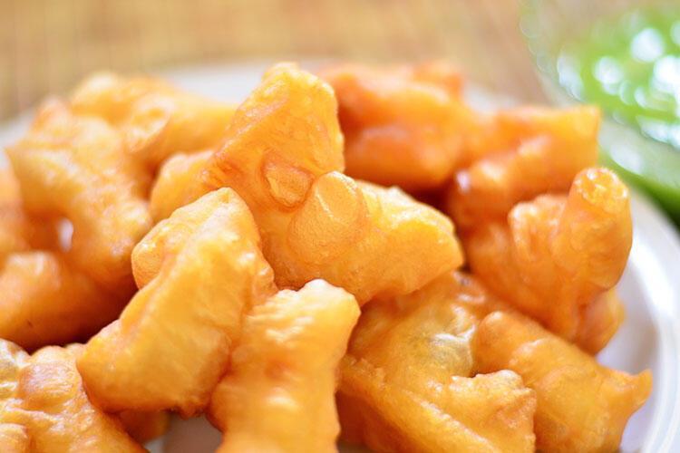 Peynirli hamur tavası tarifi