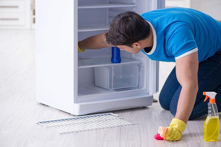 Buzdolabınızı yeterince sık temizlemiyorsunuz.