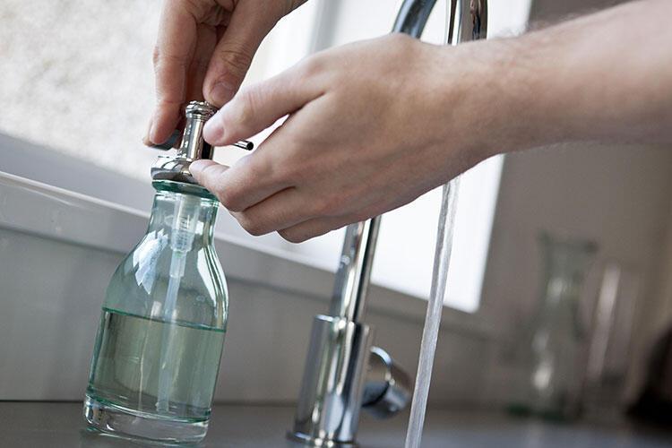 Ellerinizi sadece işe başlarken yıkıyorsunuz.
