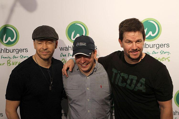 Donnie ve Mark Wahlberg