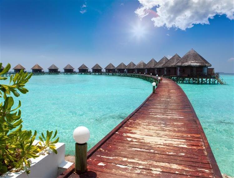 Malé, Maldivler