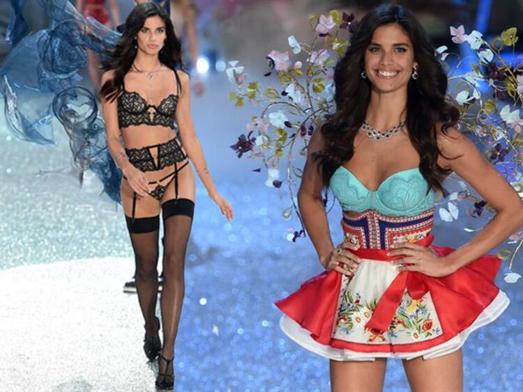 Victoria's Secret'ın Portekizli meleği Sara Sampaio, son zamanların parlayan yıldızlarından. Güzellik konusunu abartmadığını, cildi ve vücuduna gerekenden fazlasını uygulamadığını söyleyen modelin bakım ritüellerini, makyaj alışkanlıklarını ve kusursuz fiziğinin sırrını açıklıyoruzİŞTE SARA SAMPAİONUN GÜZELLİK SIRLARI...