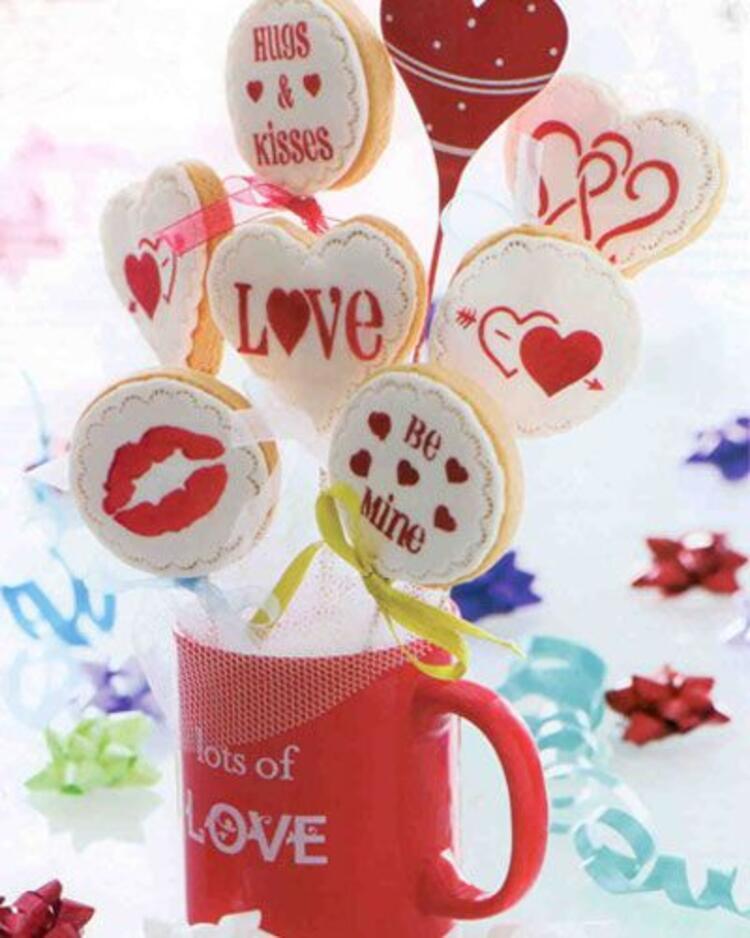 Aşk kurabiyesi (30 adet)