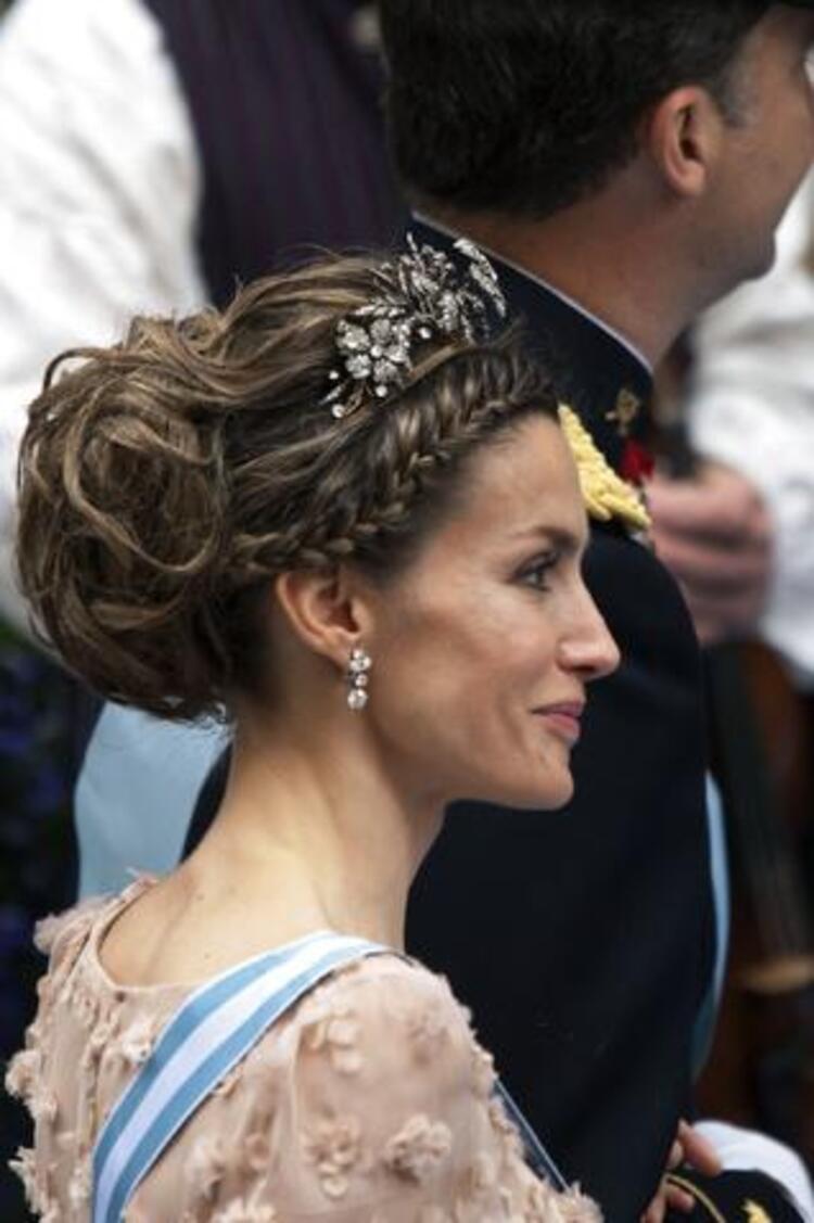 İspanya prensesi, Letizia