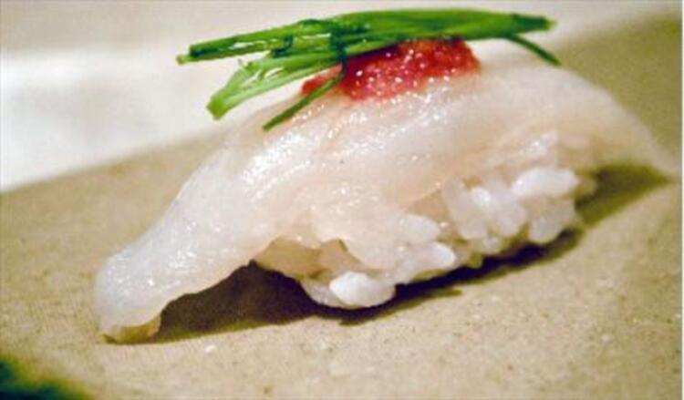 Fugu (balon-kirpi) balığı