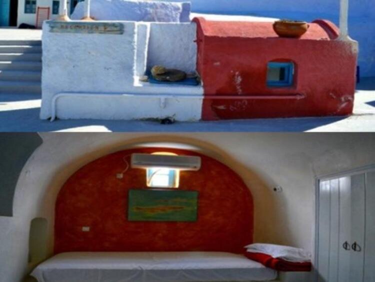 Caveland-Hostel,-Karterados