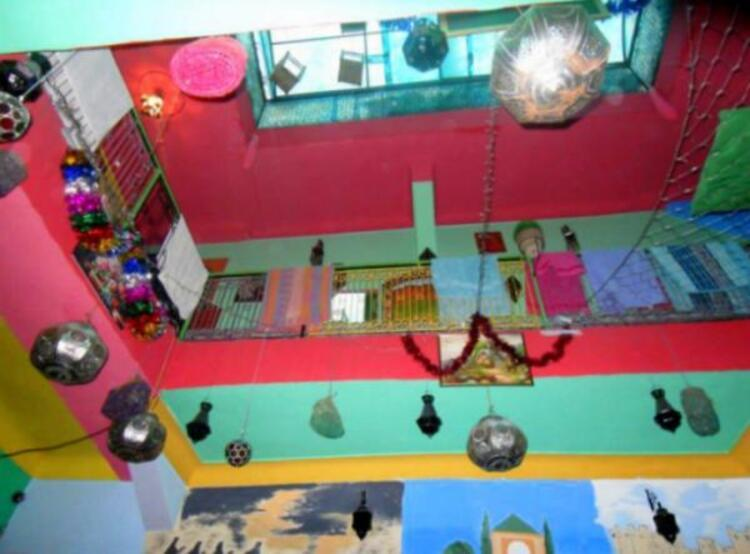 Hostel Waka Waka, Marrakesh, Fas.