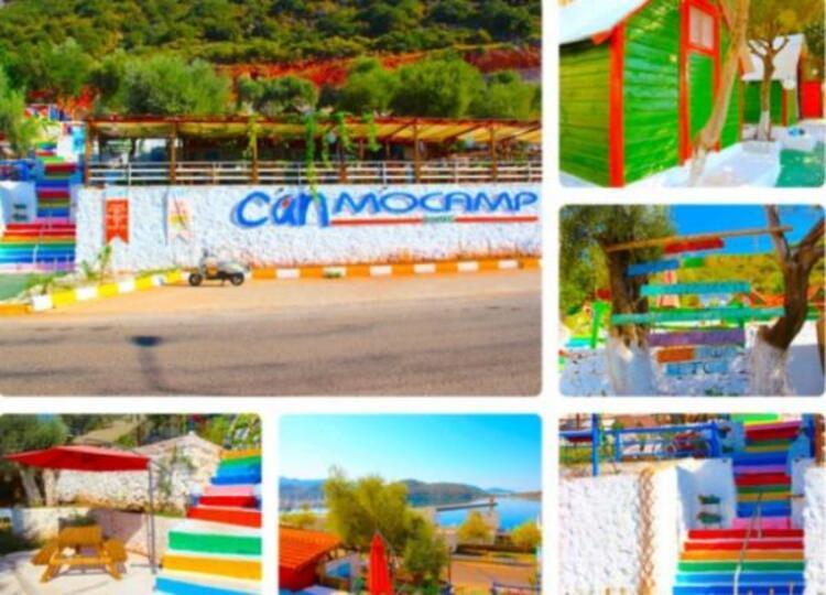 Mocamp Can - Kaş, Türkiye.