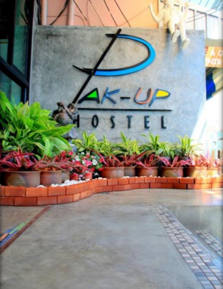Pak Up Hostel, Krabi Town, Tayland.