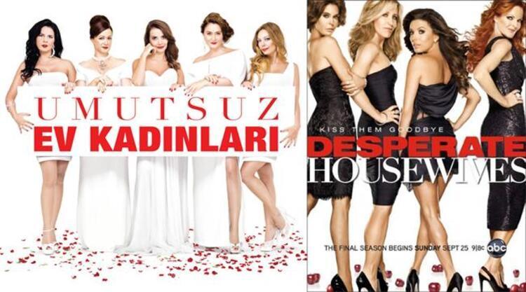 Umutsuz Ev Kadınları – Desperate Housewives